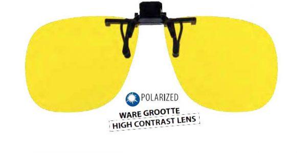 Nachtbril Luxe Flip-up