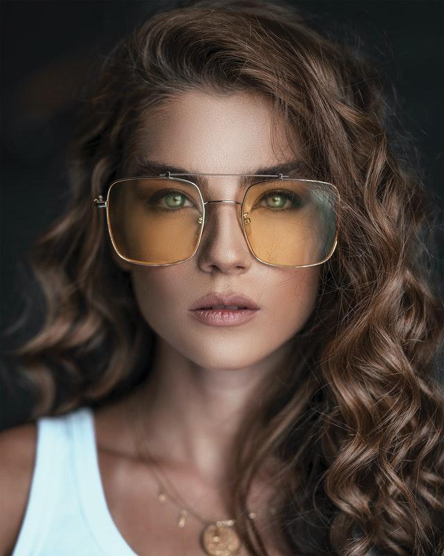 Nachtbril Auto Dames
