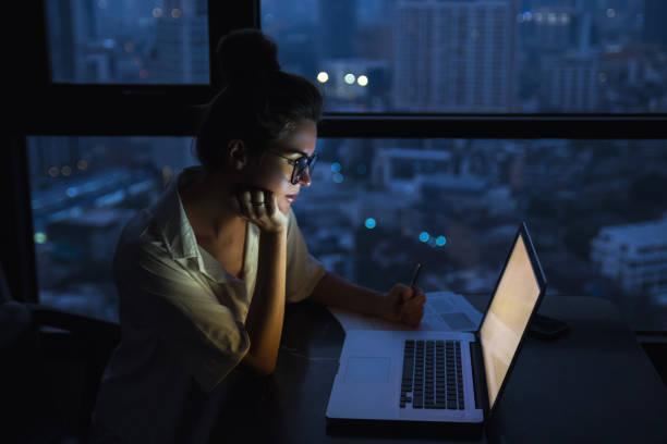 Nachtbril Voor Computer