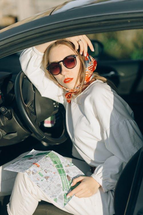 Nachtbril Voor In De Auto