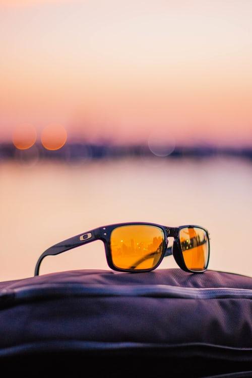 Nachtbril Clip On
